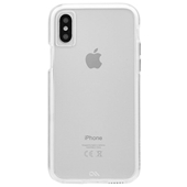 Case-Mate - Naked Tough Case for iPhone Xs/X - Clear
