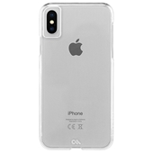 Case-Mate - Barely There Case for iPhone Xs/X - Clear