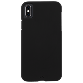 Case-Mate - Barely There Case for iPhone Xs Max - Black