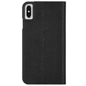 Case-Mate - Barely There Folio Case for iPhone Xs Max - Black