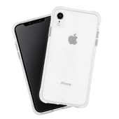 Case Mate - Tough Clear Case Plus Glass Screen Protector for iPhone XR - Clear