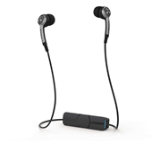 iFrogz - Plugz In Ear Bluetooth Headphones - Silver